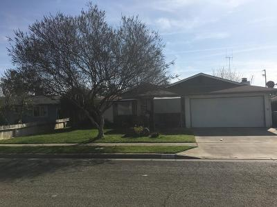 Madera Single Family Home For Sale: 1105 Phillip Street