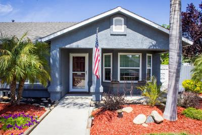 Sanger Single Family Home For Sale: 560 6th Street