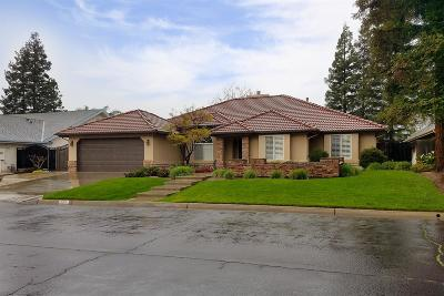 Clovis Single Family Home For Sale: 888 N Cindy Avenue