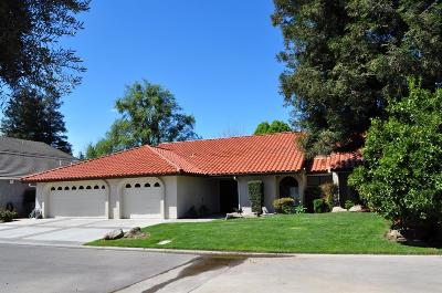 Madera Condo/Townhouse For Sale: 5 Pointe West