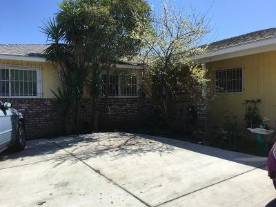 Madera Single Family Home For Sale: 1409 Tulare Street