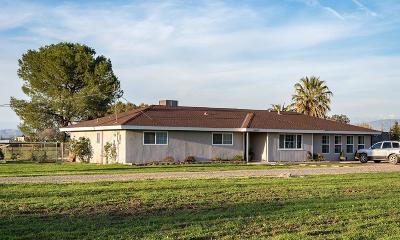 Clovis Single Family Home For Sale: 11546 E Sierra Avenue