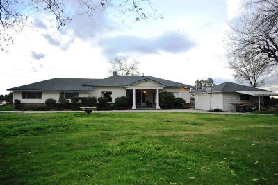 Madera Single Family Home For Sale: 35540 Avenue 14