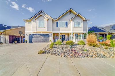 Fresno Single Family Home For Sale: 2902 E Jon Drive