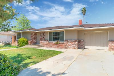 Fresno CA Single Family Home For Sale: $235,000
