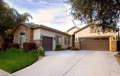 Fresno Single Family Home For Sale: 1208 E Via Marbella Drive