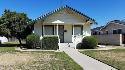 Kingsburg Single Family Home For Sale: 1073 Union Street