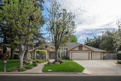 Fresno Single Family Home For Sale: 2783 W Escalon Avenue