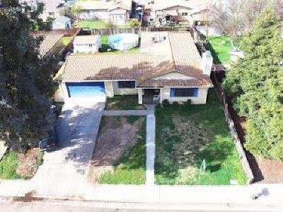 Madera Single Family Home For Sale: 27247 San Carlos Avenue