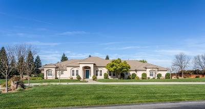 Clovis Single Family Home For Sale: 6693 N Blackhawk Lane
