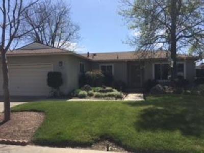 Clovis Single Family Home For Sale: 1480 Santa Ana Avenue