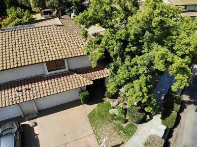 Madera Single Family Home For Sale: 2512 Riverview Drive