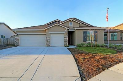 Hanford Single Family Home For Sale: 1173 W Branch Court