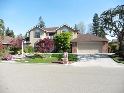 Fresno Single Family Home For Sale: 9446 N Ashurst Drive