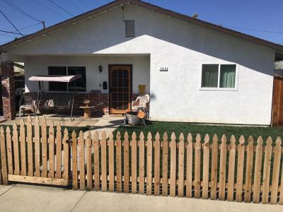 Coalinga Single Family Home For Sale: 549 California Street