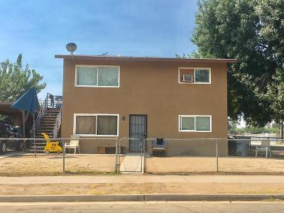 Clovis, Fresno, Sanger Multi Family Home For Sale: 3504 E Iowa Avenue