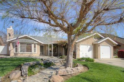 Dinuba Single Family Home For Sale: 1242 N Jeffrey Drive