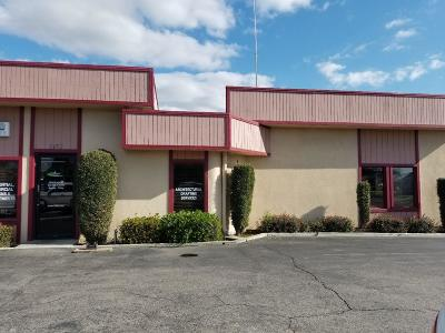 Selma CA Commercial For Sale: $210,000