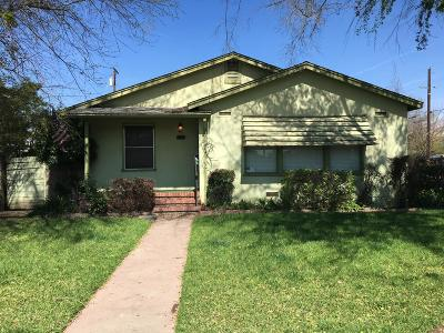 selma Single Family Home For Sale: 1304 Pine Street