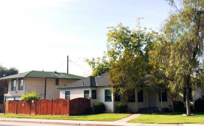 Multi Family Home For Sale: 1291 N Fruit Avenue