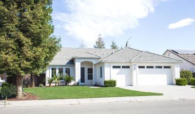 Clovis Single Family Home For Sale: 2907 Twain Avenue