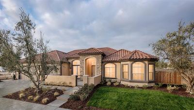 Clovis Single Family Home For Sale: 3393 Vermont Avenue
