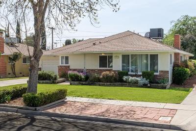 Fresno Single Family Home For Sale: 2966 E Andrews Avenue