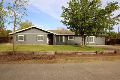 Madera Single Family Home For Sale: 11809 Charlton Road