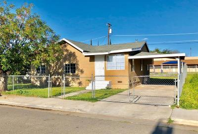 Madera Single Family Home For Sale: 229 Hull Avenue
