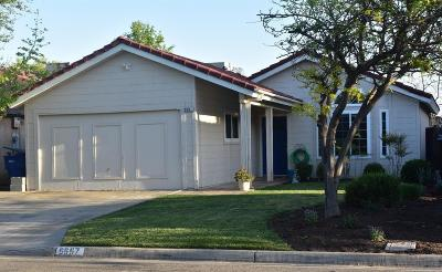 Fresno Single Family Home For Sale: 5557 W Ellery Avenue