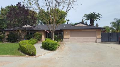 Fresno Single Family Home For Sale: 5521 N Hazel Avenue