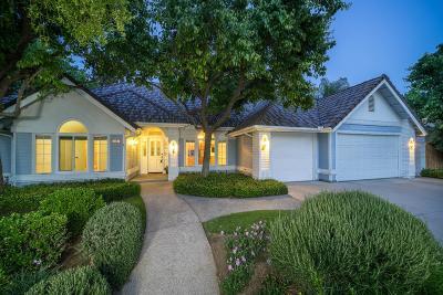 Clovis Single Family Home For Sale: 3047 Burl Avenue