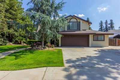 Clovis Single Family Home For Sale: 568 W Birch Avenue