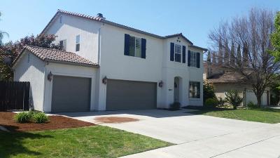 Visalia Single Family Home For Sale: 4805 W Redding Avenue