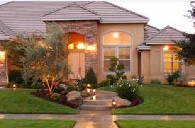 Single Family Home For Sale: 5675 N Caspian Avenue