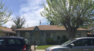 Coalinga Single Family Home For Sale: 273 Jackson Street