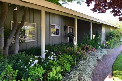 Fresno Single Family Home For Sale: 1083 W San Madele Avenue