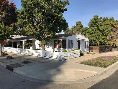 Reedley CA Single Family Home For Sale: $244,000