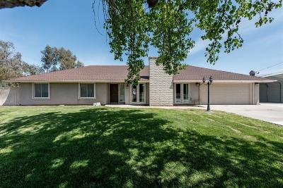 Madera Single Family Home For Sale: 36451 Ave 16 1/2