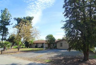 Madera Single Family Home For Sale: 14681 Huntington Road