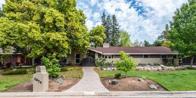 Fresno Single Family Home For Sale: 2476 W San Madele Avenue