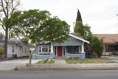 Single Family Home For Sale: 1355 N Van Ness Avenue