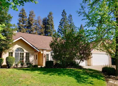 Fresno Single Family Home For Sale: 7162 N Geraldine Avenue
