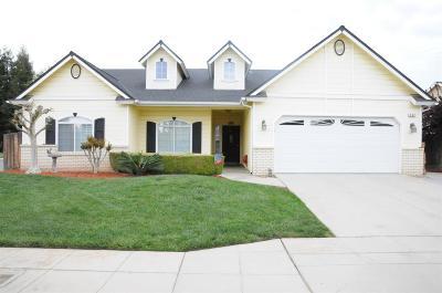 Clovis Single Family Home For Sale: 167 W Trenton Avenue