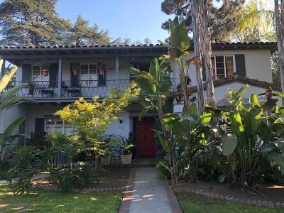 Fresno Single Family Home For Sale: 624 E Pine Avenue