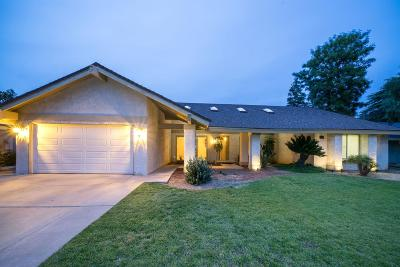 Clovis Single Family Home For Sale: 1875 Alamos Avenue