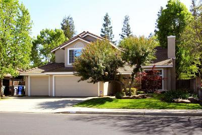 Clovis Single Family Home For Sale: 2542 Scott Avenue