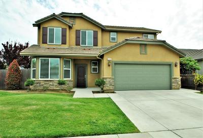 Clovis Single Family Home For Sale: 3198 Rialto Avenue