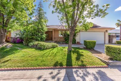 Fresno Single Family Home For Sale: 6718 N Harrison Avenue