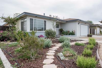Selma Single Family Home For Sale: 2111 Hillcrest Street